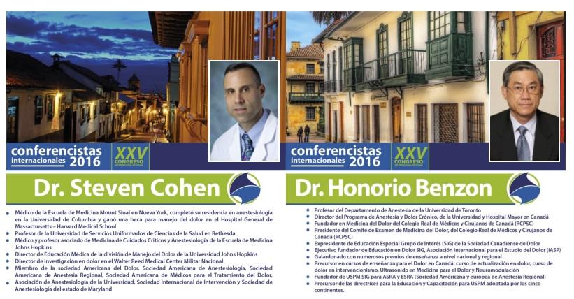 XXV Congreso Internacional del Dolor